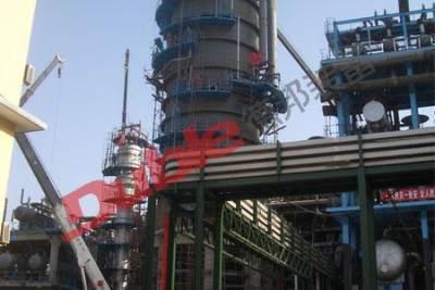 800万吨年常减压装置