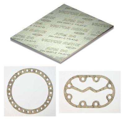 AFM34德国标准FA-A1-O进口无石棉板,零部件产品,密封件,垫片,,,400℃,15MPa