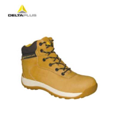 DELTA/代尔塔 SAGA中帮安全鞋 301912 黄色 防砸防静电防刺穿防水防滑