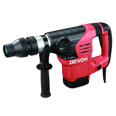 DEVON/大有 40mm 1150W 五坑电锤 1108-40D 40mm,工具设备,电动工具,电动管道工具