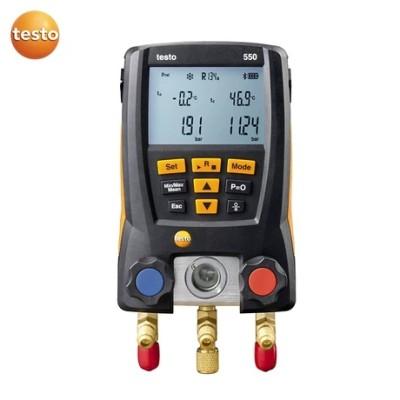 TESTO/德图 智能基础级电子冷媒表组 TESTO 550