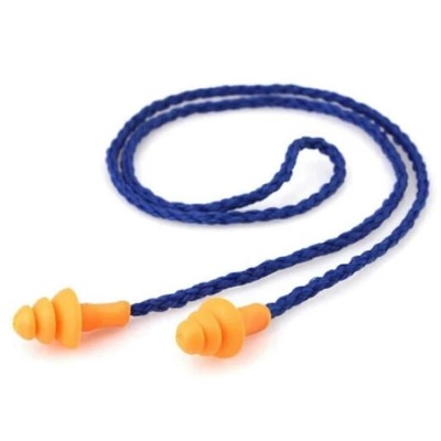 3M 圣诞树型耳塞 1270 带线 NRR/SNR:24/25dB,工具设备,劳保用品,听力防护