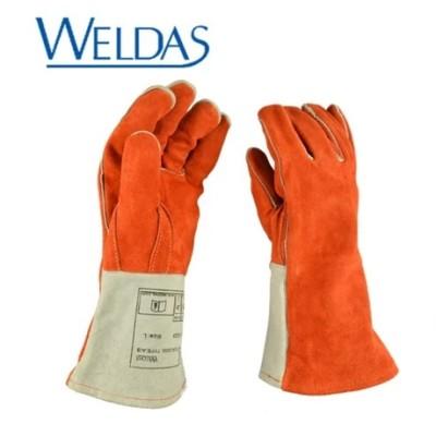 WELDAS/威特仕 灰色袖直拇指焊接手套 10-0328 L 34cm