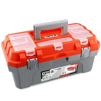 YATO/易尔拓 塑料工具箱 YT-88880 YT-88881 YT-88882 1只