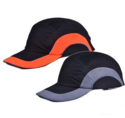 JSP/洁适比 舒适型运动安全帽 纯棉外帽 PE内壳 7cm帽檐