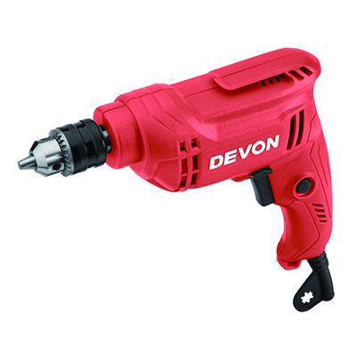DEVON/大有 10mm电钻/460W/调速正反转/自锁夹头 1818-4-10RE KLE 10mm/460W/调速
