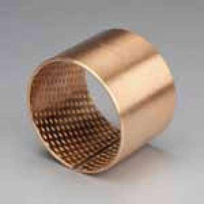 CuSn8青铜卷制菱形油坑型衬套,零部件产品,传动件,轴,,,,