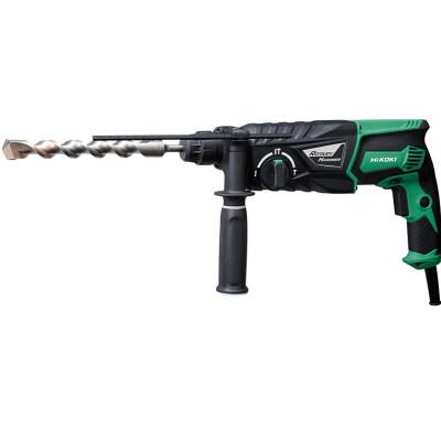 HIKOKI/日立 26mm轻型锤钻 DH26PC 26mm 840W,调速,正反转,3模式