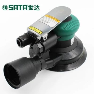 "SATA/世达 5""工业级自吸尘式气动打磨机(偏心距5mm) SATA-02665"