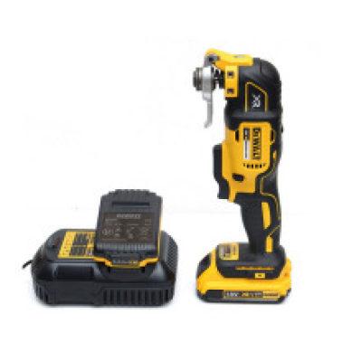 DEWALT/得伟 18V锂电充电式无刷多用途工具 DCS355D2 2x2.0Ah电池套装,工具设备,电动工具,充电式工具