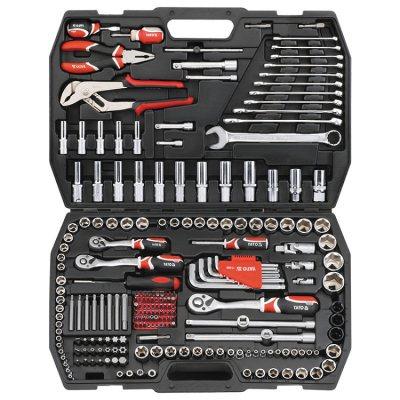YATO/易尔拓 公英制机工组套 YT-38941 224件套 1套,工具设备,手动工具,工具组套