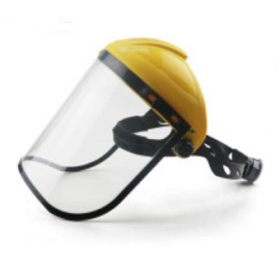 DELTA/代尔塔 防化防冲击聚碳酸酯面屏套装 101304 防化防冲击 包含面屏+支架 BALBI2,工具设备,劳保用品,眼脸部防护