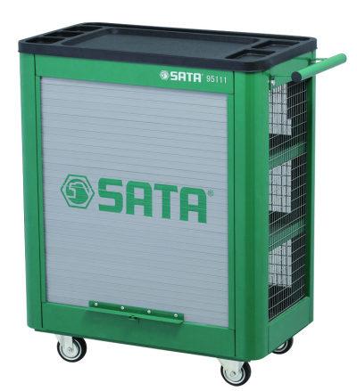 SATA/世达 网格式工具车 SATA-95111 635×390×800mm 网格式 1台