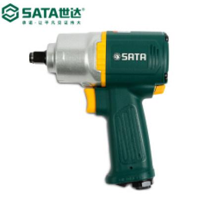 """SATA/世达 1/2""""工业级复合材料气动冲击扳手 SATA-02137"""