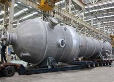 12.5万吨的冷氢化炉
