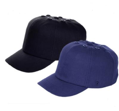 JSP/洁适比 运动防撞安全帽 纯棉外帽 PE内壳 7cm帽檐