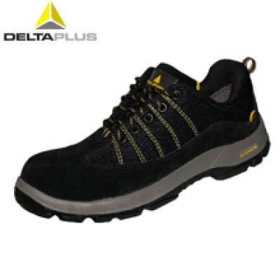 DELTA/代尔塔 RIMINI2彩虹系列ESD低帮翻毛皮安全鞋 301218