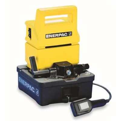 ENERPAC/恩派克 单作用经济型电动泵 PUJ1201E
