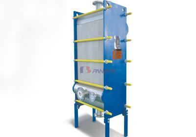 合资品牌派斯特 供用全焊接板式换热器