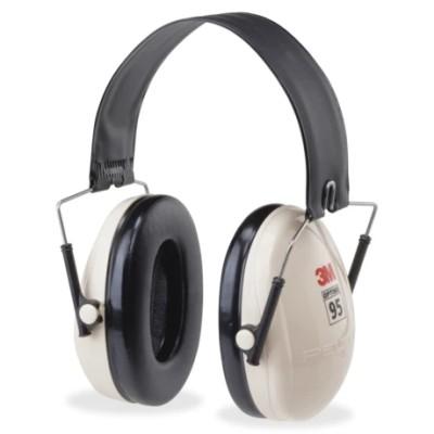 3M OPTIME95系列折叠式耳罩 H6F NRR/SNR:21/28dB,工具设备,劳保用品,听力防护