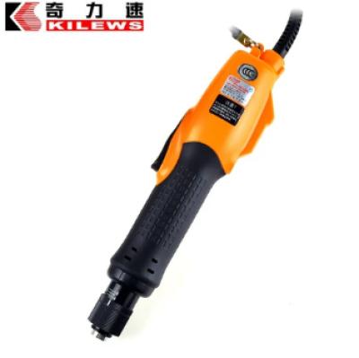 KILEWS/奇力速 中扭力AC全自动手按式电动起子 P1L-SK-3280L-B 3-19kgf.cm,起子头H6.3