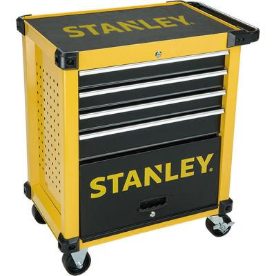 STANLEY/史丹利 4抽屉轻型工具车 STST74305-8-23 1台