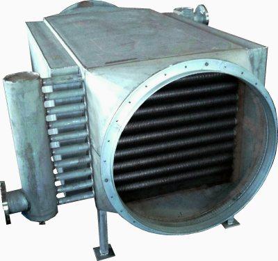 节能器、余热回收换热器