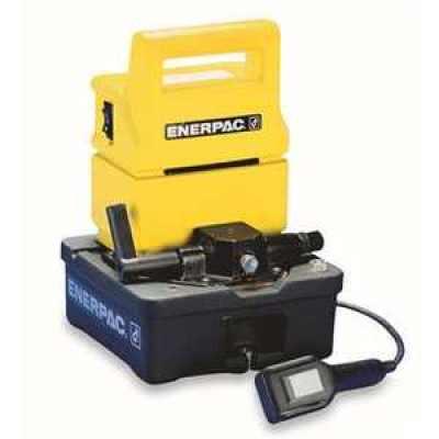 ENERPAC/恩派克 单作用经济型电动泵(115V) PUJ1200E,工具设备,液压工具,液压工具泵