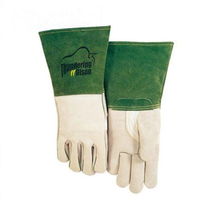 WELDAS/威特仕 野牛皮高档焊接手套 10-2655 L 37cm,工具设备,劳保用品,焊接防护