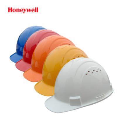 HONEYWELL/霍尼韦尔H99RA 安全帽 ABS材质带通风孔 高端式下颏带
