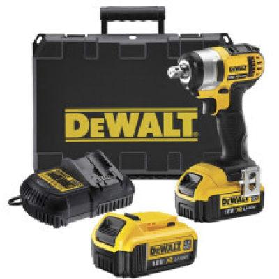 "DEWALT/得伟 18V1/2""锂电冲击扳手 DCF880M2 18V/4.0Ah"
