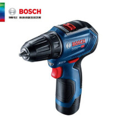 BOSCH/博世 充电式电钻/起子机 GSR 12V-30 双电(带附件卷)