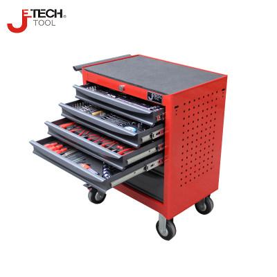 JETECH/捷科 230件工具车整车配套 RC-230S 1套